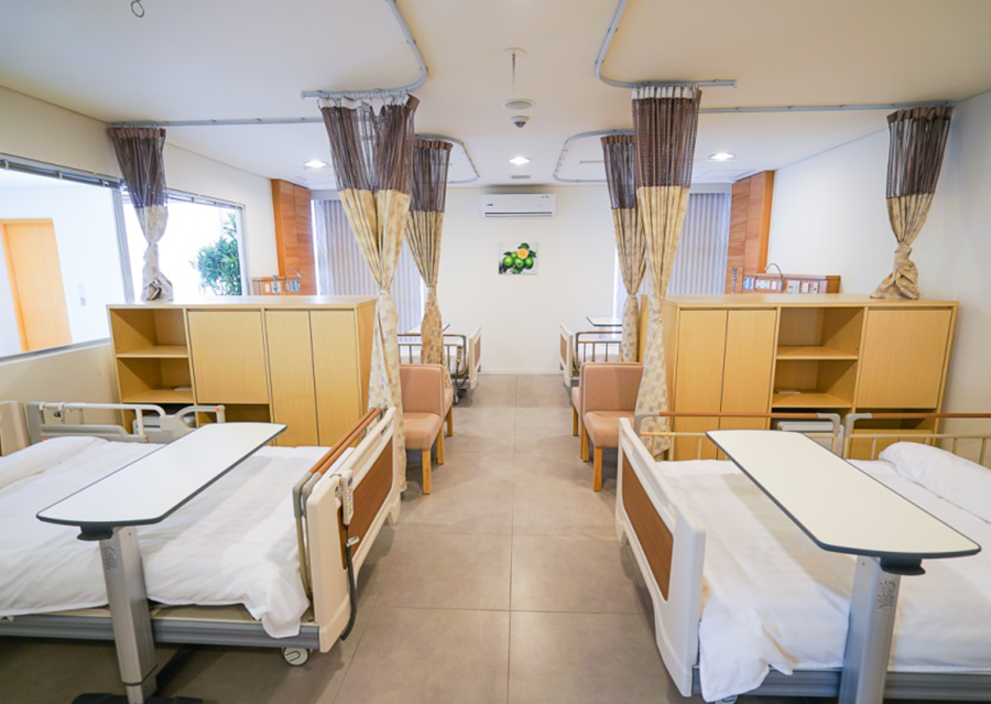 3F病棟4床室